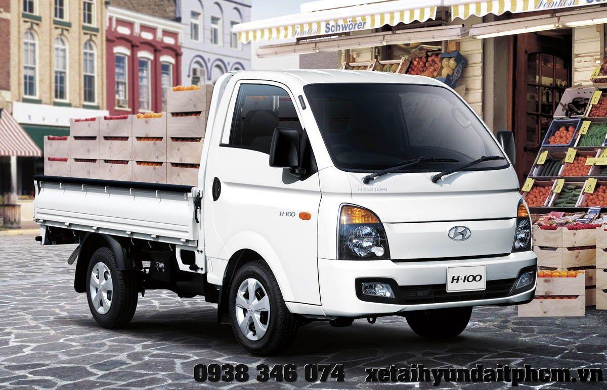 Xe tải hyundai thành công h100