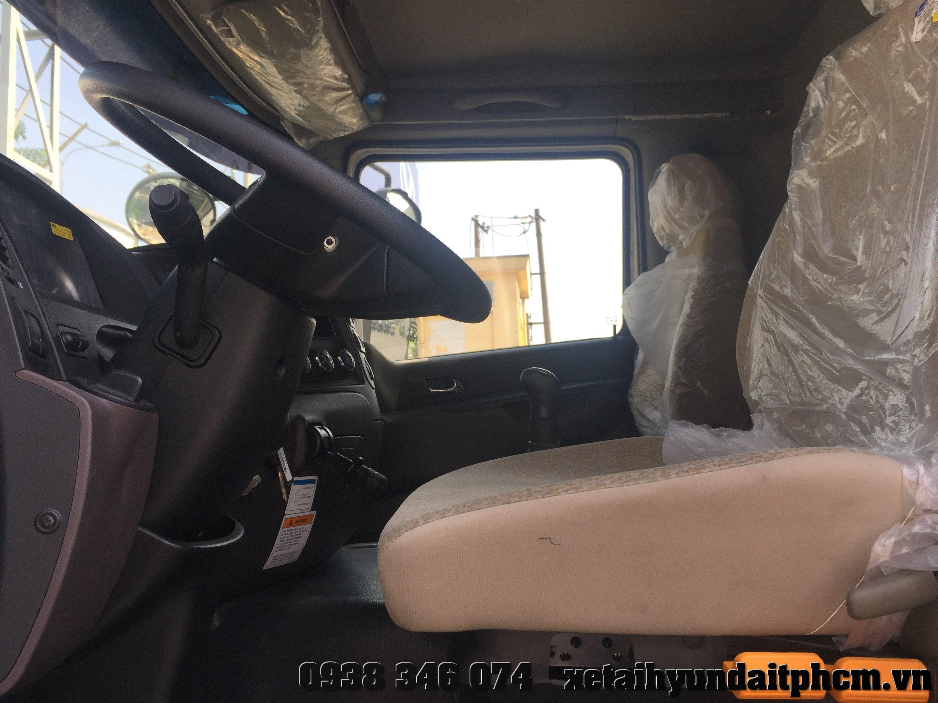 xe tải daewoo 2 chân 9 tấn