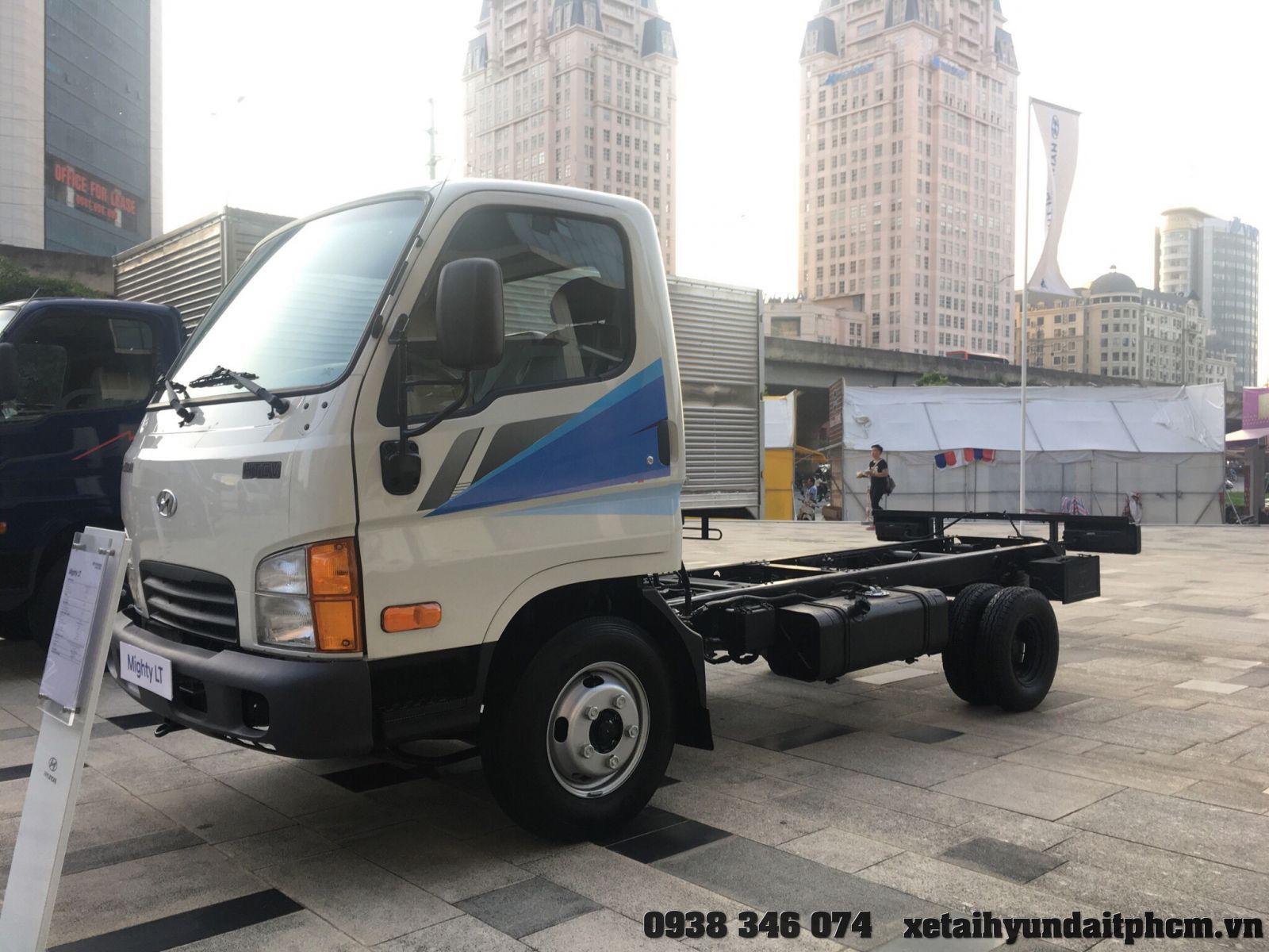 Xe Tải Hyundai Thành Công Mighty LT 2,5 Tấn