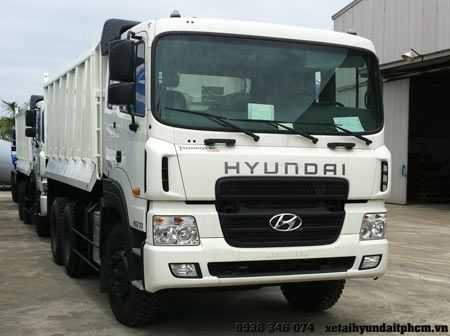 xe ben hyundai hd270