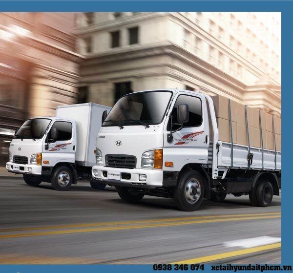 Giá Xe Tải Hyundai 2T5 Mighty N250 2.5 Tấn