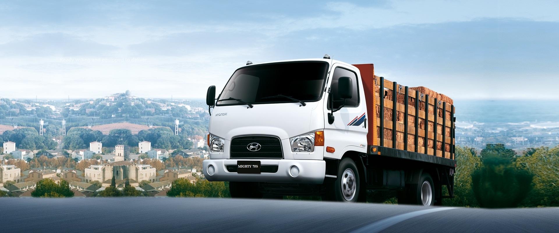 Giá Xe Tải Hyundai 110s - Hyundai Hd 110s