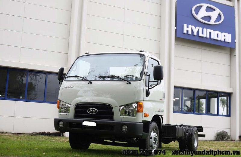 Giá Xe Tải Hyundai 75s - Hyundai Mighty 75s