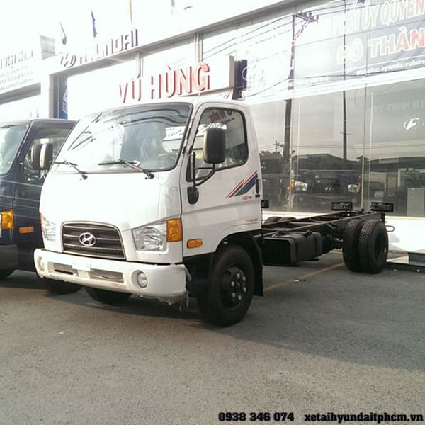 Xe Tải New Mighty 110s