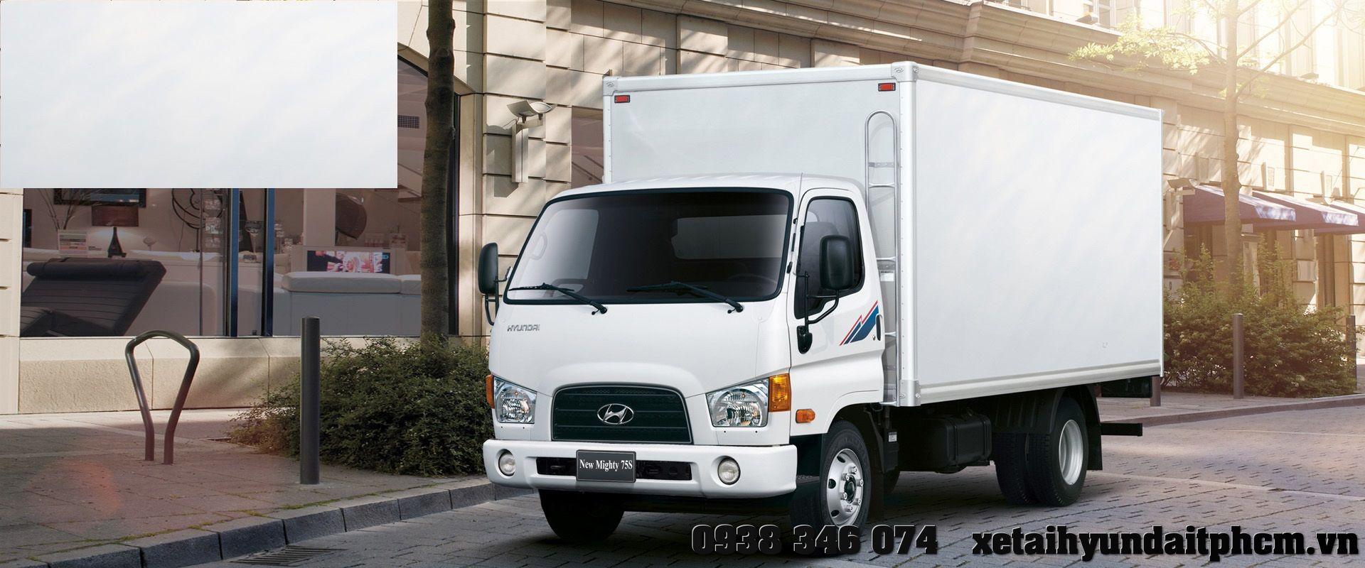 Xe Tải 3T5 Hyundai 3 Tấn 5 HD75S Thành Công