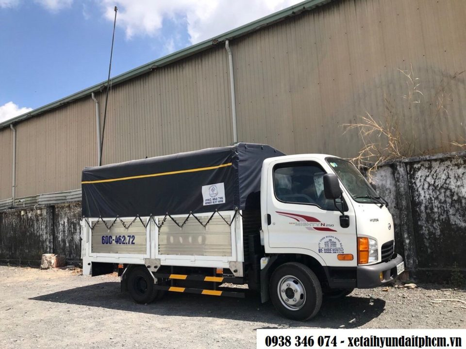 xe tải huyn đai nhập khẩu hàn quốc