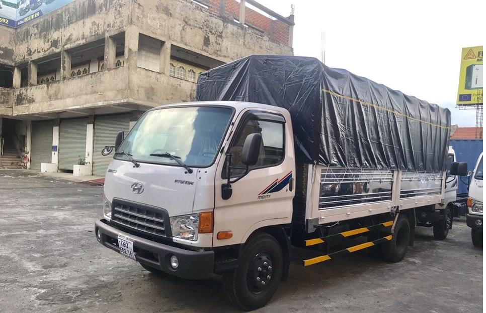 giá xe tải hyundai 8t
