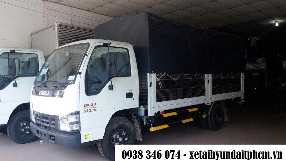 giá lăn bánh xe tải 1 tấn 9