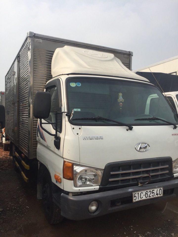 giá xe tải cũ 2.5 tấn